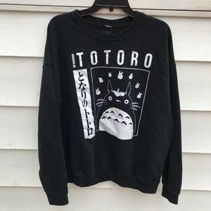 RARE Totoro Anime Sweatshirt
